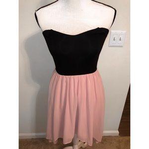 Wetseal Strapless Dress